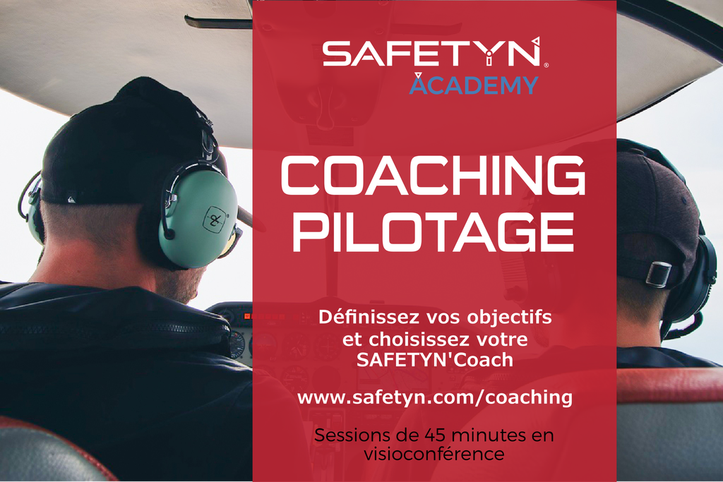 Coaching pilotage SAFETYN