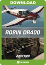 [SIMUXP11DR400] Robin DR400 - XPlane 11 Just Flight London