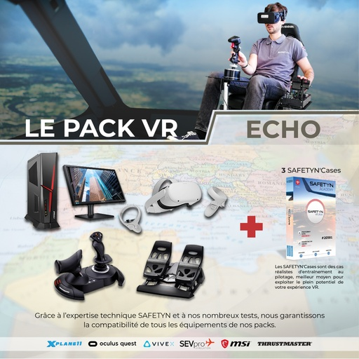 [PACKVRECHO] Pack VR ECHO