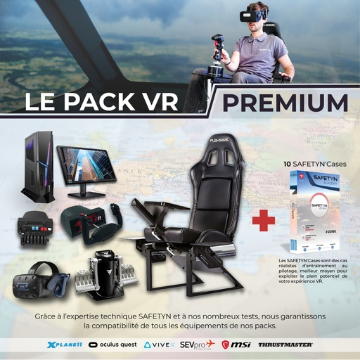 [PACKVRGOLF] Pack VR GOLF