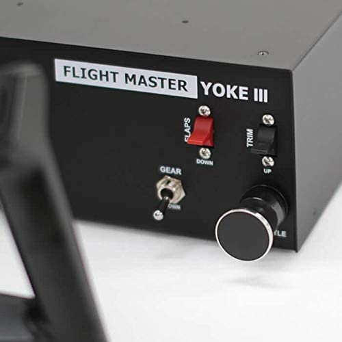 [SIMUFMYOKE3] Flight Master Yoke III VR INSIGHT